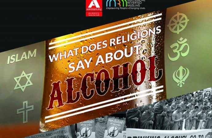 What Does Religions Say About Alcohol