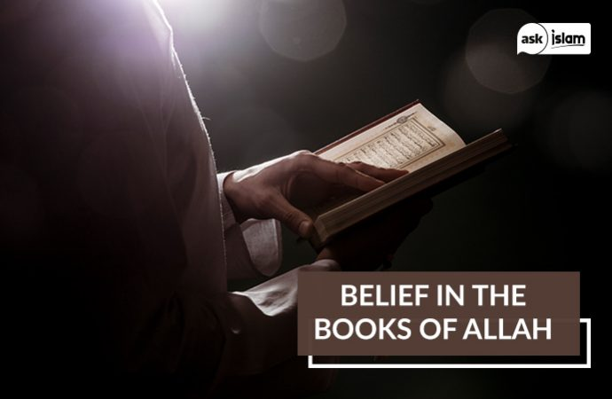 Belief in the Books of Allah