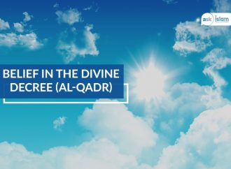Belief in the Divine Decree (Al-Qadr)