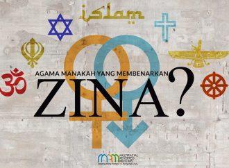 Agama Manakah Yang Membenarkan Zina?