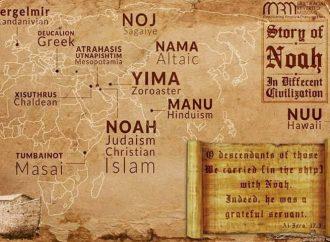 Kisah Nabi Nuh Di Dalam Tamadun Dunia
