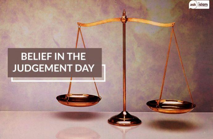 Belief in the Judgement Day